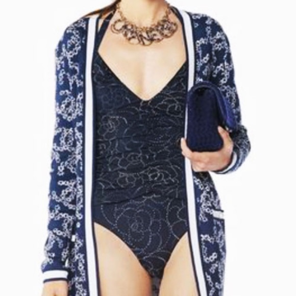 chanel Other - NWT CHANEL 2019 SWIMSUIT BATHINGSUIT 38